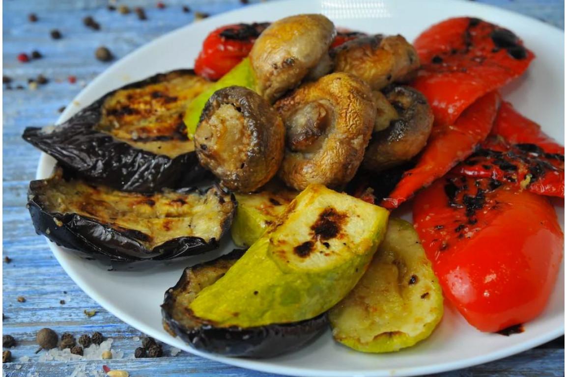 Овощи на тандыре (ассорти)